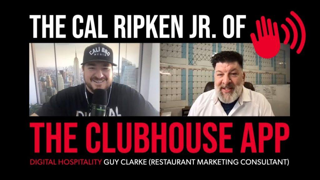 Cal ripken jr. Of clubhouse guy clarke