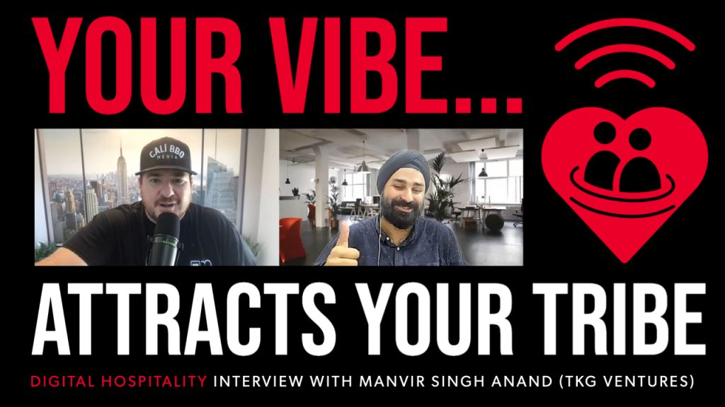 Interview with manvir singh anand on digital hospitality