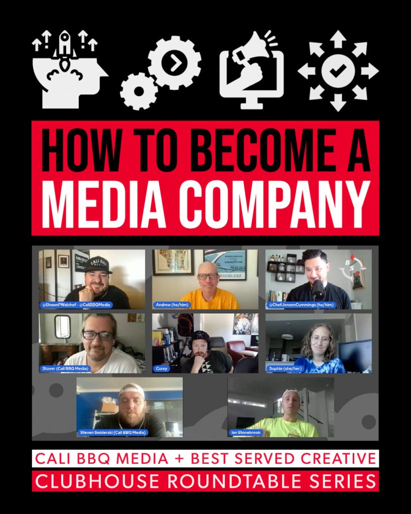 Best served collab how to be media company