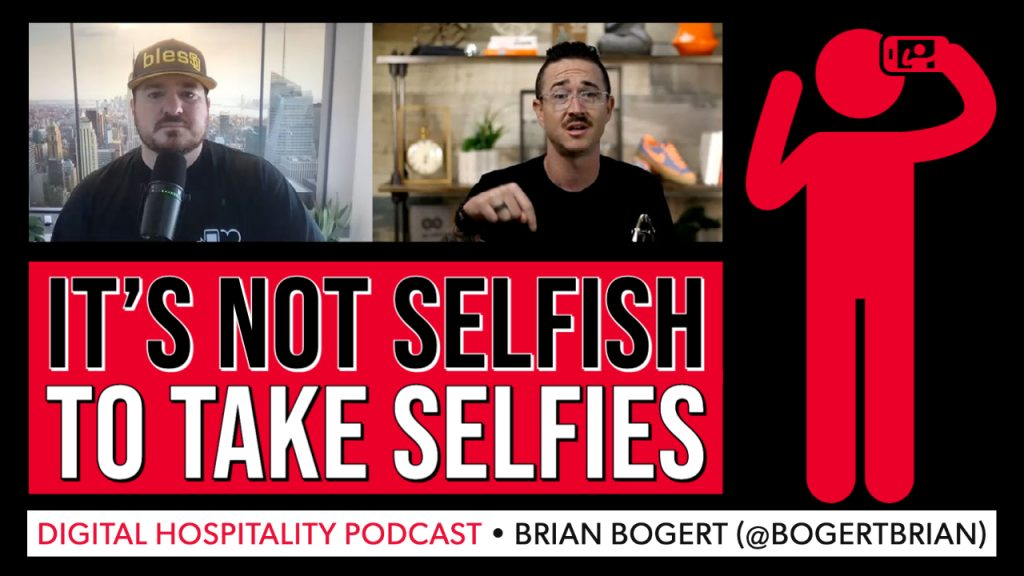 Brian Bogert is a guest on the Digital Hospitality podcast