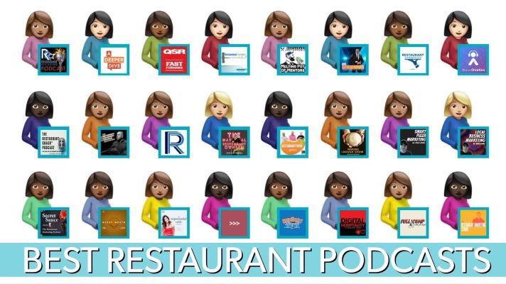 Best restaurant podcasts 2021